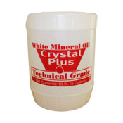 Crystal Plus Tech Grade Mineral Oil 500T - 5 Gal